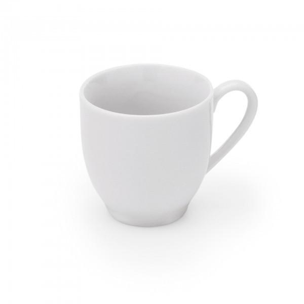 Espresso-Tasse - Serie Asolia - Porzellan