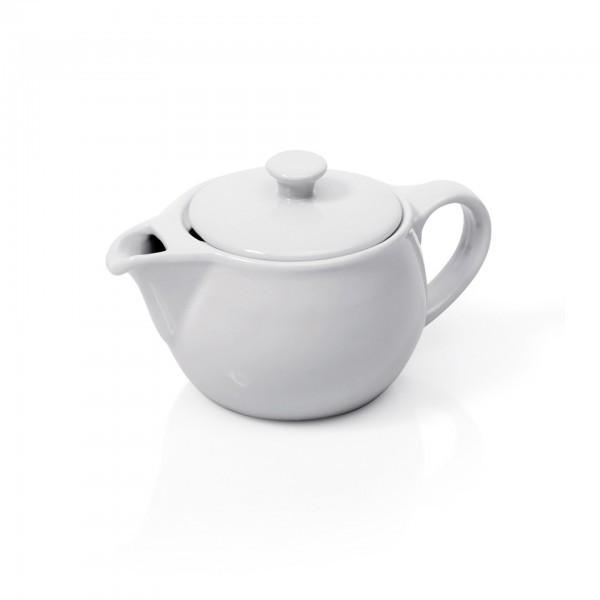 Teekännchen - Porzellan - mit Deckel