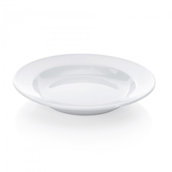Teller - Porzellan - tiefe Ausführung - premium Qualität