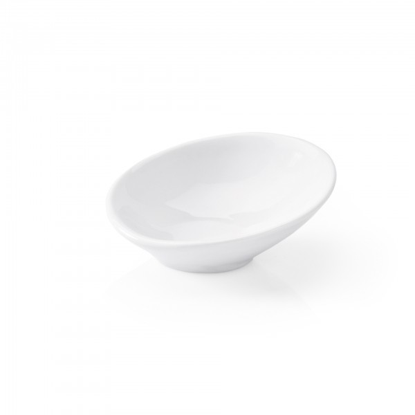 Schale - Porzellan - weiß