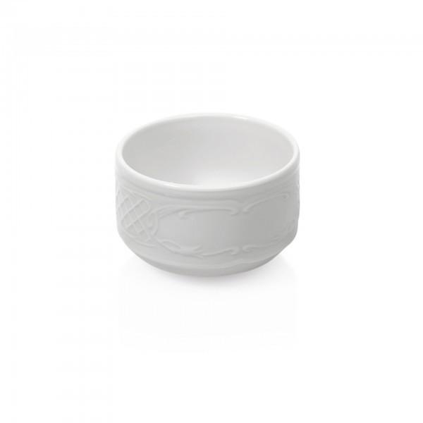 Schale - Serie Bavaria - Porzellan - mit Dekorrand - premium Qualität