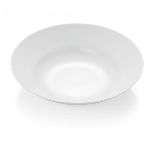 Pastateller - Serie Asolia - Porzellan - rund - extra preiswert