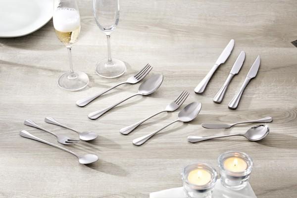 Besteck - Serie Baguette - Edelstahl