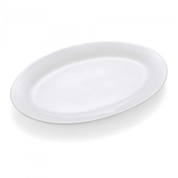 Servierplatte - Serie Asolia - Porzellan - oval - extra preiswert - 4854.300