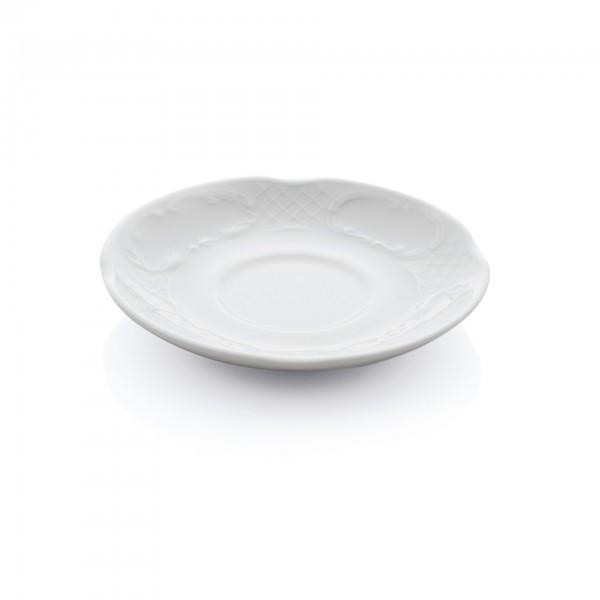 Untertasse - Serie Bavaria - Porzellan - für Espresso-Tasse 4712.012 - premium Qualität