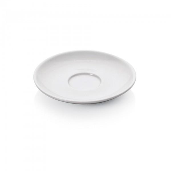 Untertasse - Serie Italia - Porzellan - für Espresso-Tasse 4999.009 - premium Qualität