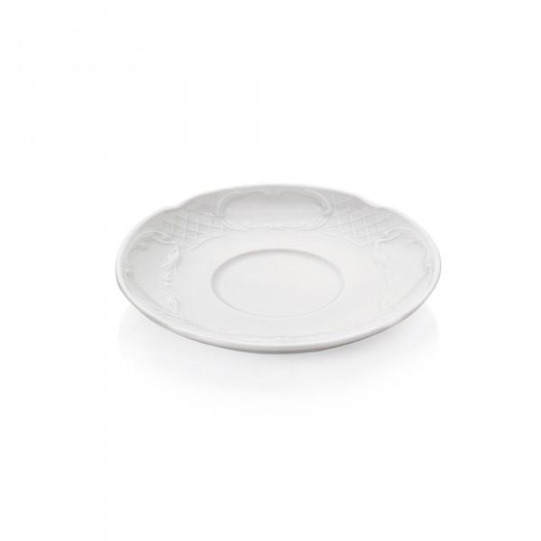 Untertasse - Serie Bavaria - Porzellan - für Suppentasse 4713.027 - premium Qualität