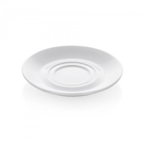 Untertasse - Serie Hamburg - Porzellan - für Becher 4865.029 und 4866.018 - premium Qualität
